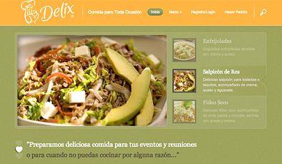 Sitio Web  |  Delix