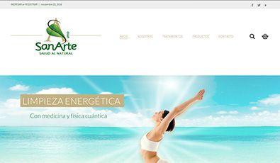 Sitio Web | SanArte