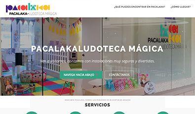 Pacalaka | Sitio Web